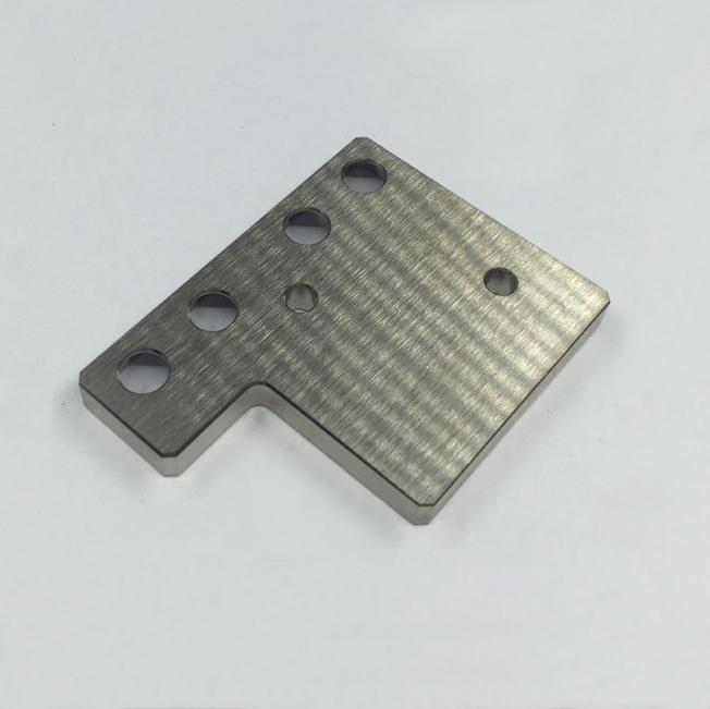 nickel plated machining parts