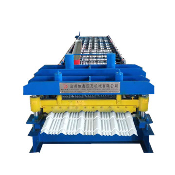 Aarc bias glazed tile roll forming machine