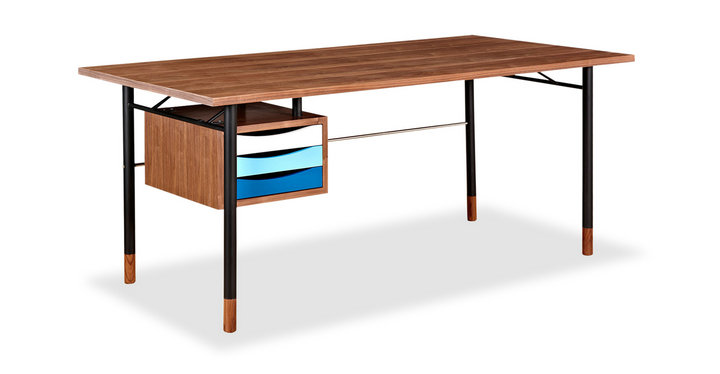 Modern plywood study table