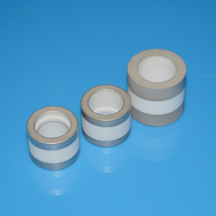 Alumina metallized ceramics bushing