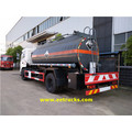 Dongfeng 9000 Litres Hydrochloric Acid Transport Tankers