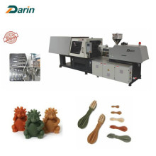 Factory source manufacturing for Pet Treat Molding Machine Hot Sale Injection Pet Snacks Molding Machine export to Liberia Suppliers