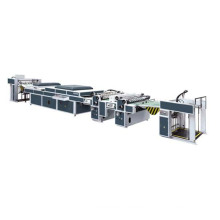 ZXSG-1200C Automatic UV coating machine (two coaters)