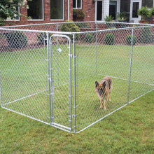 Chain Link Fence Panel Cage