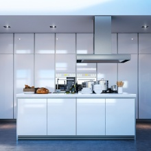 2019 factory sale modern kitchen cabinet sets