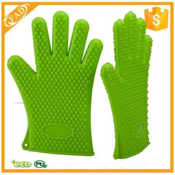 Promotional Household Colorful Silicone Kitchen Gloves
