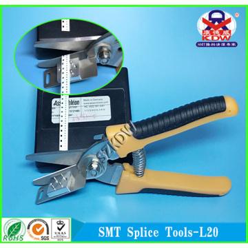 Discount Price Pet Film for SMT Splice Scissor,Splice Scissor for SMT,SMT Splice Tape Cutter Manufacturer in China SMT Splice Cutter 8mm supply to Georgia Factory