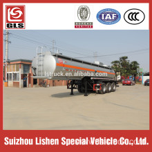 Caustic Soda Semi Trailer Nitric Acid Tanker