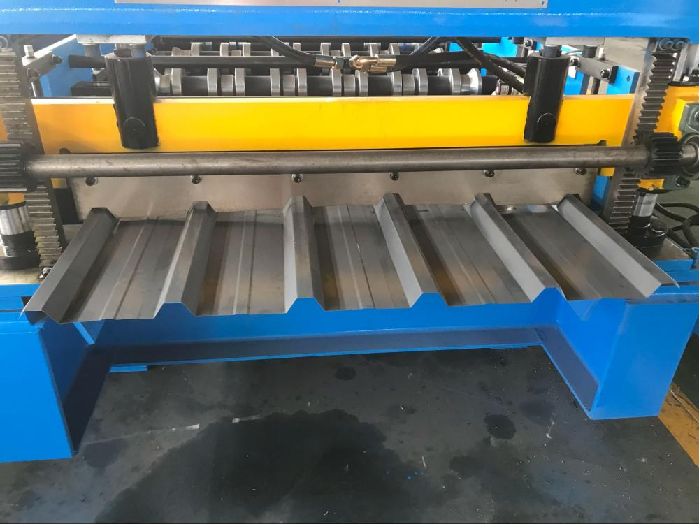 Automatic Roll formers Steel Sheet
