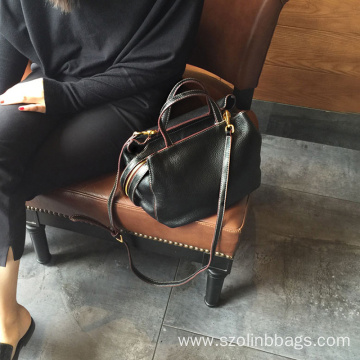 PU Leather Stylish Tote Bags Women Purses Handbags