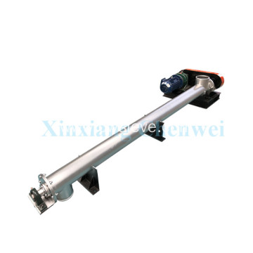 2019 new high capacity mini spiral screw conveyor