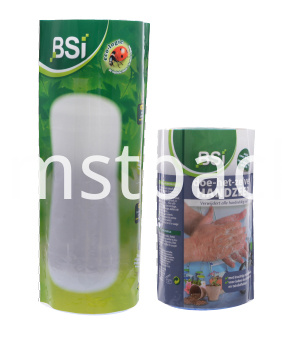 Insect Packaging Roll Film