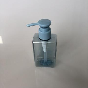 150ml square bottle with lotion pump