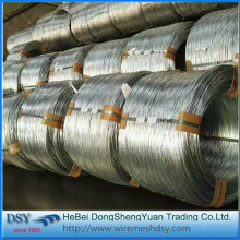 electro galvanized binding wire for construction