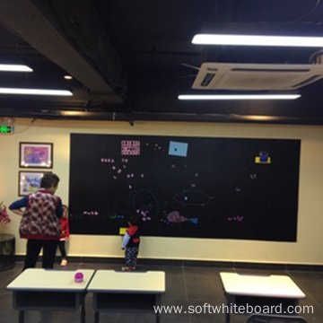 Large School Flexible Metallic Chalkboards For Sale