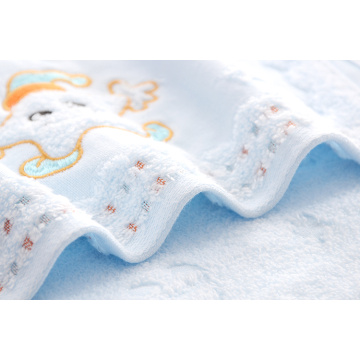 Adorable Starfish Terry Kids Face Towel