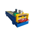 Automatic Trapezoidal Roof Panel Roll Forming Machine