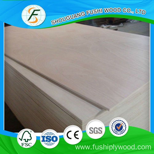 Chinese Plywood Sale With 3-25mm Thickness