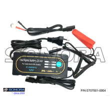 Lead Acid battery Charger Mode 4 Stages