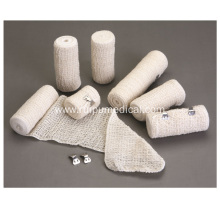 China supplier OEM for Elastic Crepe Bandage Good Price Medical Spandex Cotton Elastic Crepe Bandage export to Cambodia Factories