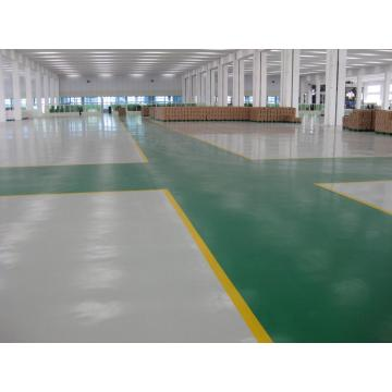 Workshop matte wear-resistant epoxy flat coating