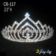Crystal pageant crowns and tiaras cheap