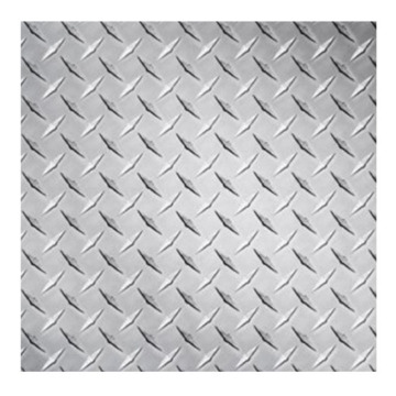 Mill Finish  3003 Aluminum Checkered Plate/Roll