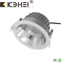 China supplier OEM for UGR LED Downlight cut-out 210mm UGR<22 down light export to Denmark Factories