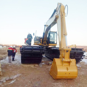Medium Amphibious Excavator For Sale Cheap