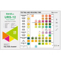 Accurate 12 Parameters Urinalysis Test Strips