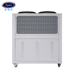 Low temperature cold water chiller trap circulation pump