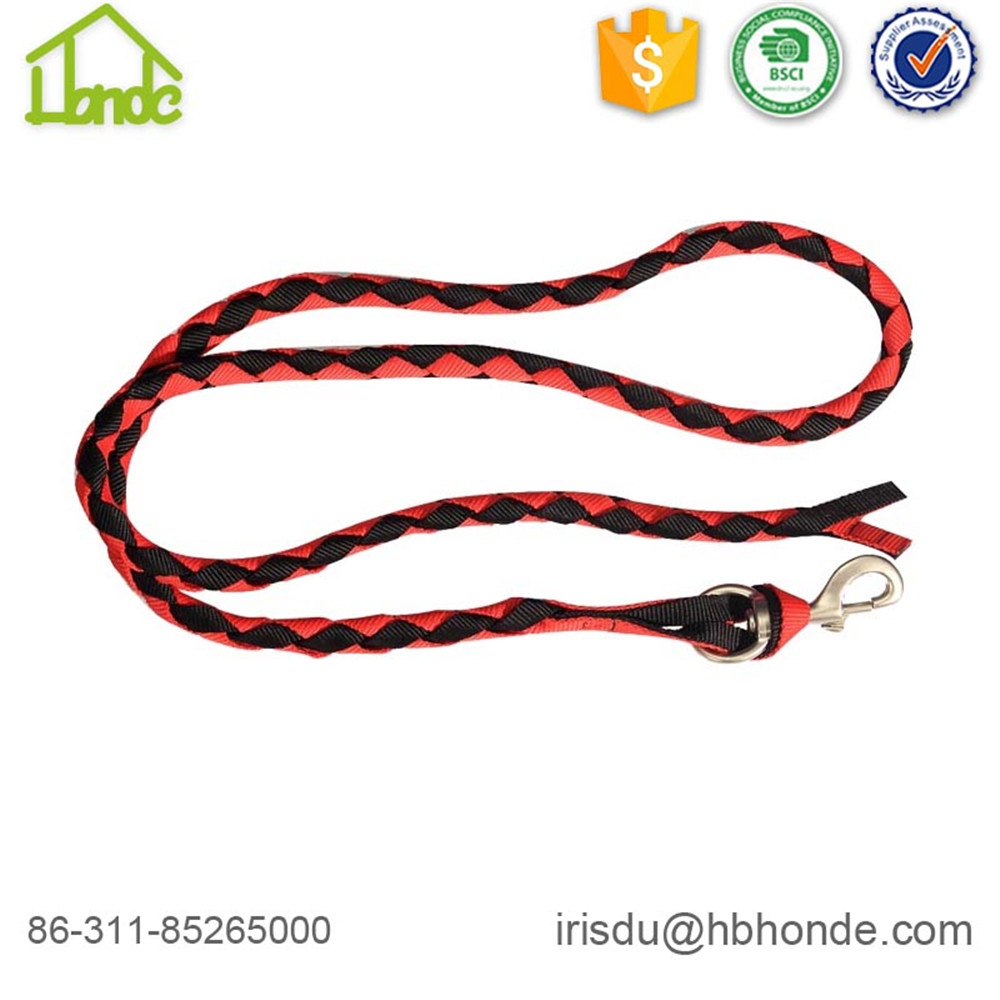 Equestrian lead rope