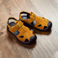 Boys' Summer Closed Toe Leather Sandals Shoes
