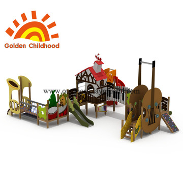 Combination Max Outdoor Playground Equipment For Sale