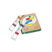 22ml oil paint set Artist-specific oil paint