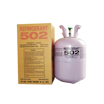 R502 Mixed Refrigerant Gas