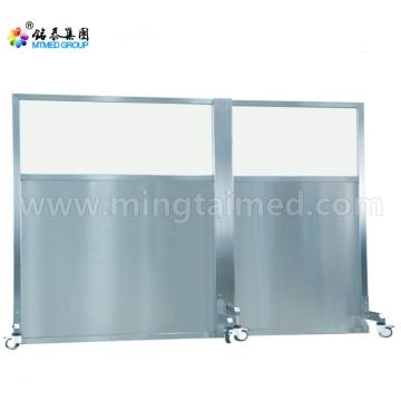 Hospital X-ray sliding door