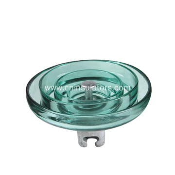 Fog Insulator U300B 300KN Glass Insulators