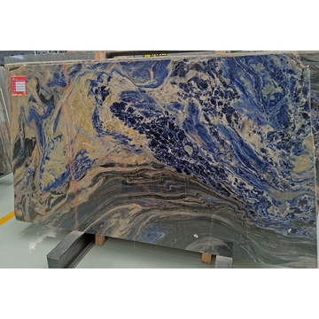 blue sodalite slabs for background