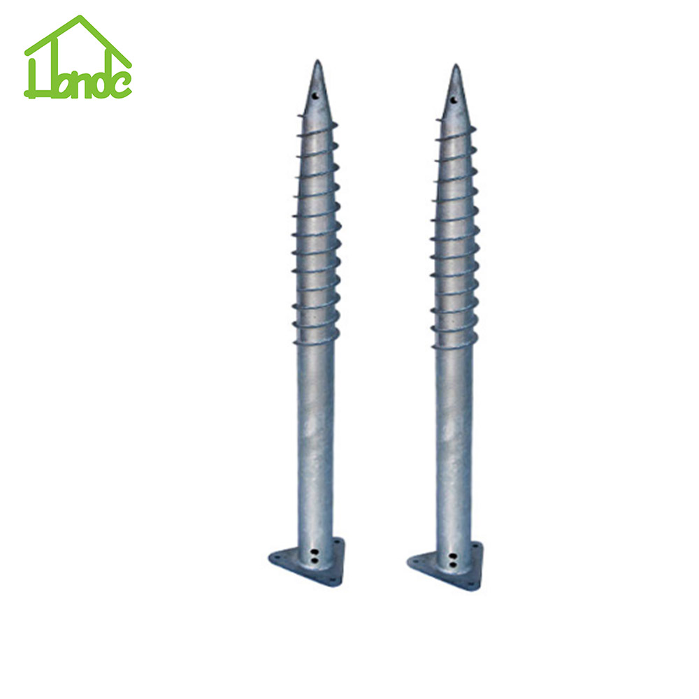 Credible Supplier Triangle Ground Screw With Flange