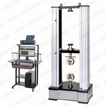 Universal Testing Machine With Hydraulic Grip