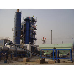 ZLB Asphalt recycling plants