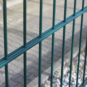 Welded Mesh Double Wire Fence For Garden