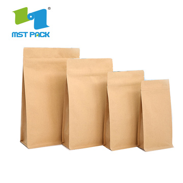Paper Flour Bags Bread Paper Bag Packaging