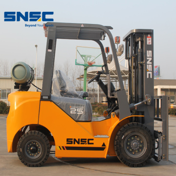 Factory Price 2ton LPG Forklift