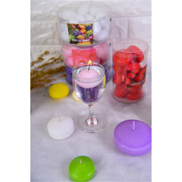 Hot sell christmas floating Ball candles
