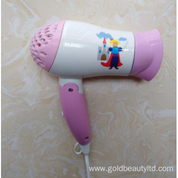 Brand New Designed 1200W Cartoon Children Hair Blower
