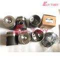 DOOSAN D2366-T rebuild overhaul kit gasket bearing piston