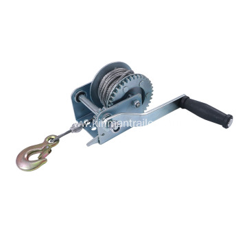 Hand Winch For Trailers