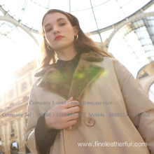 Mink Fur Women Coat